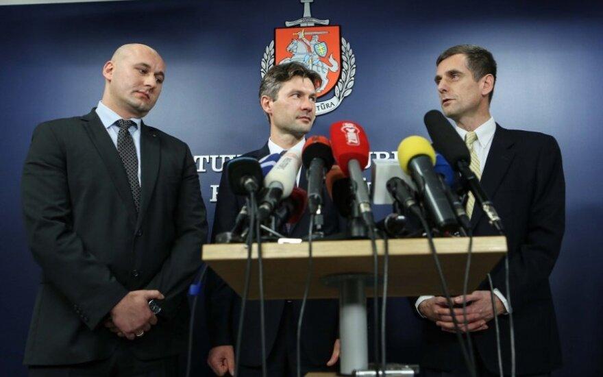 Департамент госбезопасности Литвы рассказал, на кого работал шпион