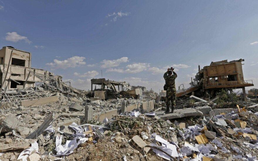 Amnesty International возложила на США ответственность за гибель сотен мирных сирийцев