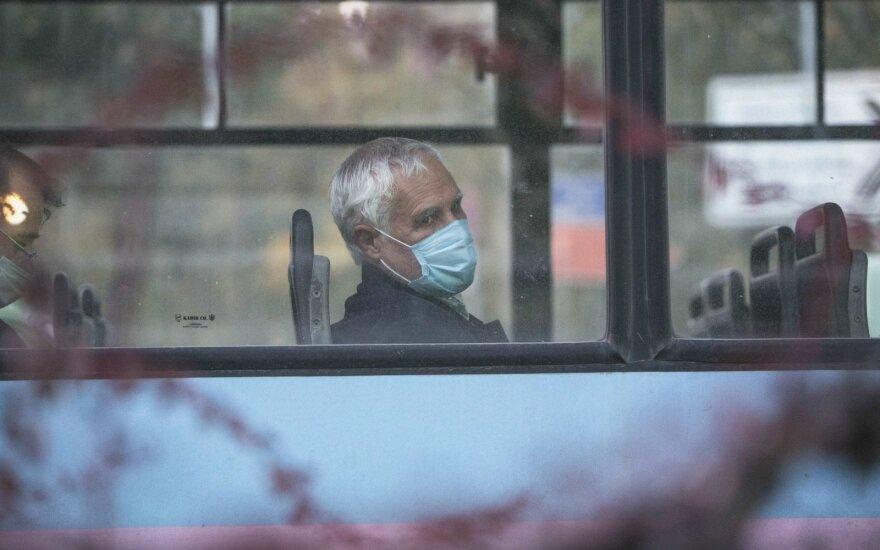 Предварительные данные: за сутки в Литве установили больше 2200 новых случаев коронавируса