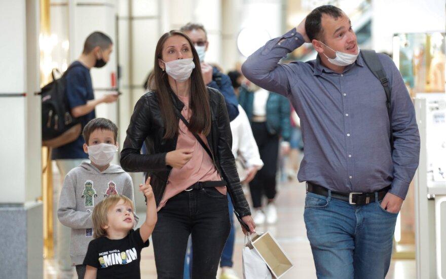 Коронавирус в России: в больницах заняты 90% коек, а рост заражений продолжается