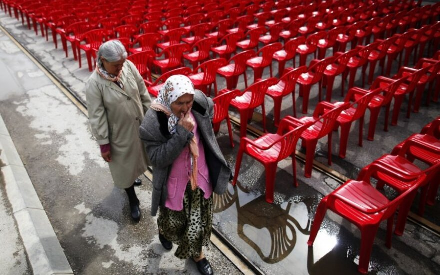Bosnija mini karo pradžios 20-ąsias metines