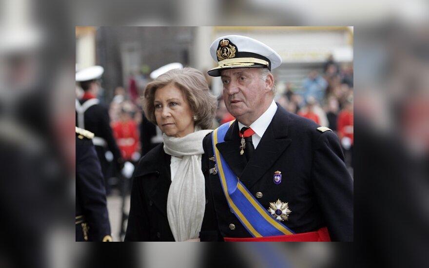 Литву посетит королевская чета Испании