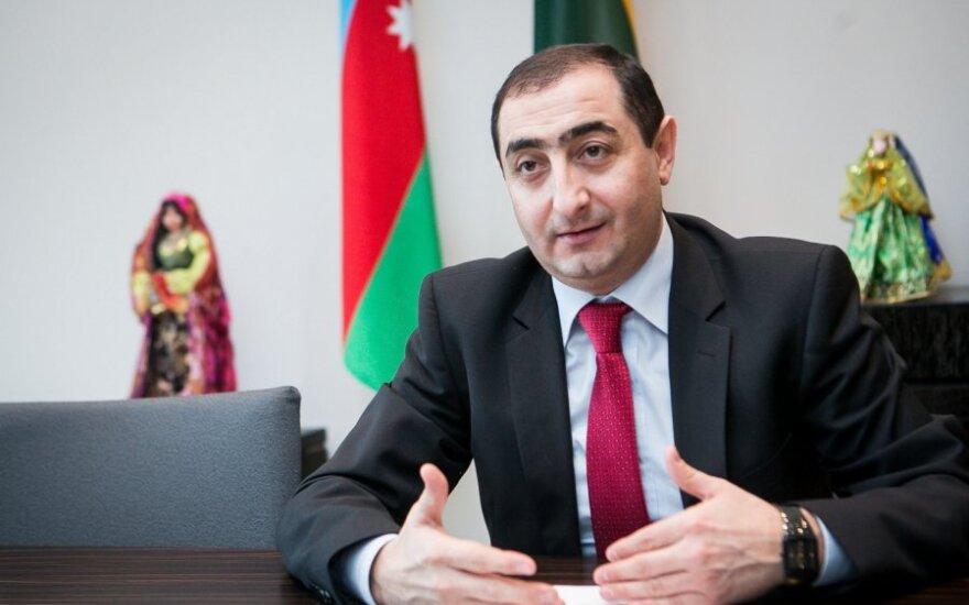 Посол Азербайджана: решение вопроса Нагорного Карабаха – приоритет номер один