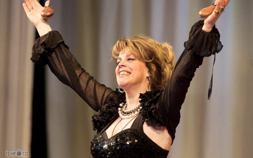 Баку объявил российскую оперную певицу Казарновскую персоной нон грата