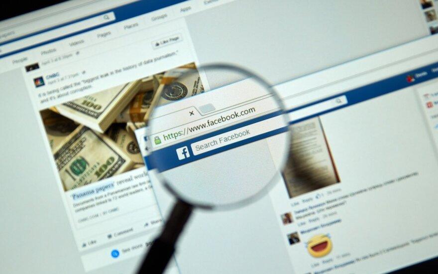 Facebook стер и в Литве аккаунты, которые тайно контролировали сотрудники Sputnik