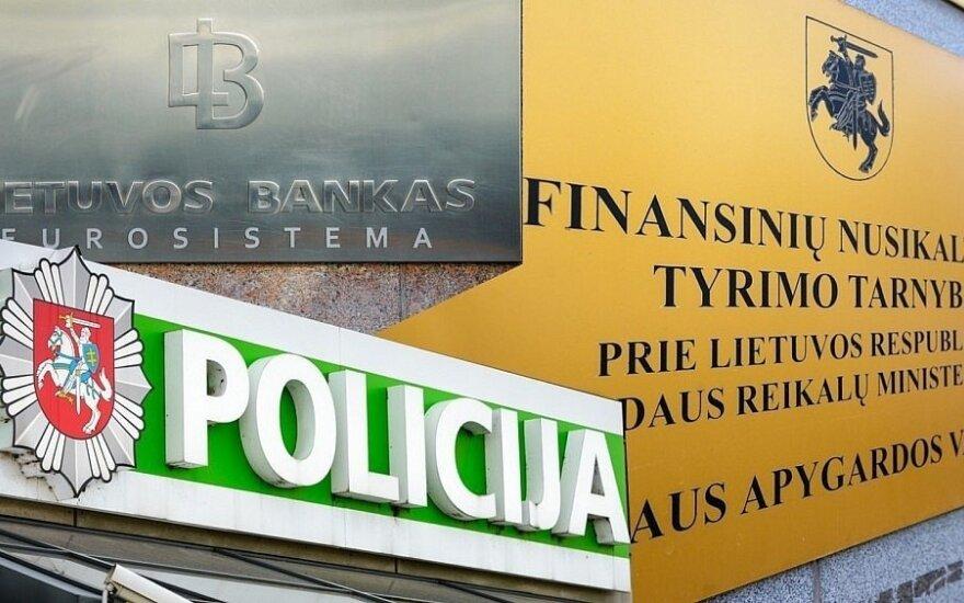 ЦБ Литвы, полиция и другие ведомства все еще покупают российские системы ИТ