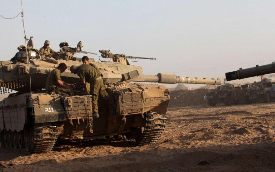 Израиль объявил о выводе войск из Газы
