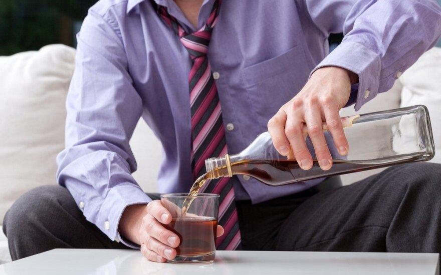 Премьер Литвы обещает продолжать борьбу с употреблением алкоголя
