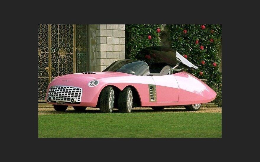 Лучшие и худшие женские автомобили к 8 марта