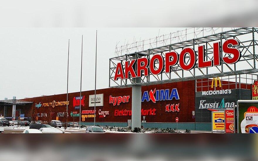 Эксперт: Вильнюс созрел для еще одного центра Akropolis