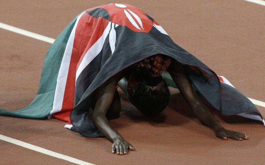 В Кении спортсмены захватили здание федерации лёгкой атлетики