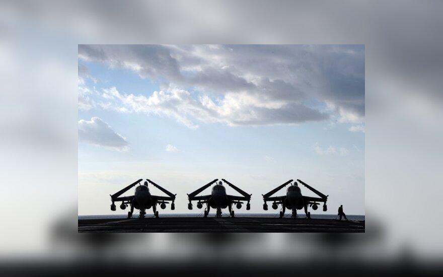 ВВС России и США запланировали новые совместные учения