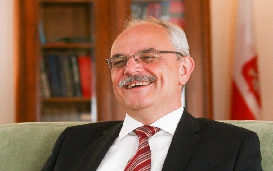 Świąteczne pozdrowienia od Ambasadora RP w Wilnie Jarosława Czubińskiego