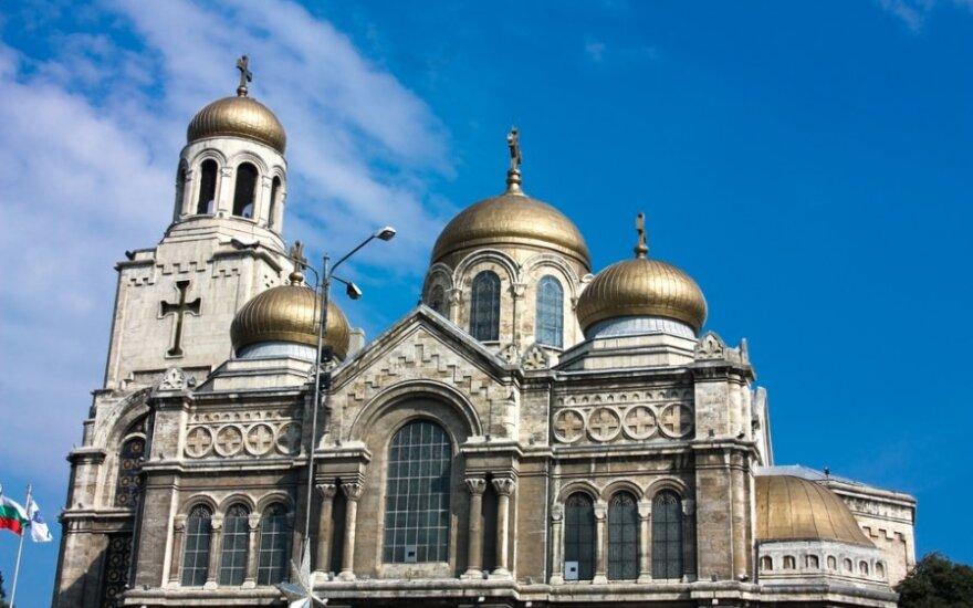 Болгария: молебен против шквала самоубийств и пессимизма