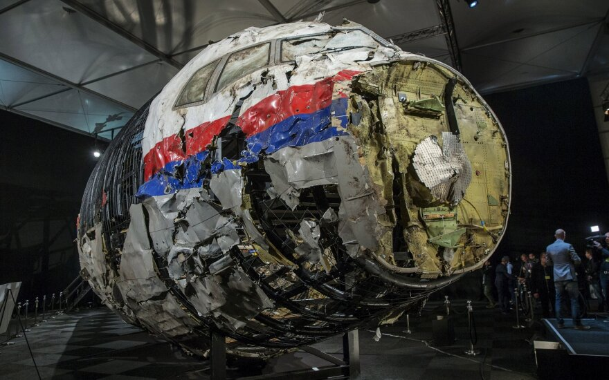 Генпрокуратура РФ рассказала о контактах с Нидерландами по делу MH17