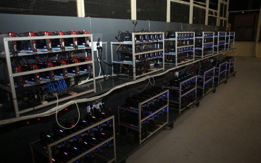 В Каунасе открывается ферма для майнинга криптовалют