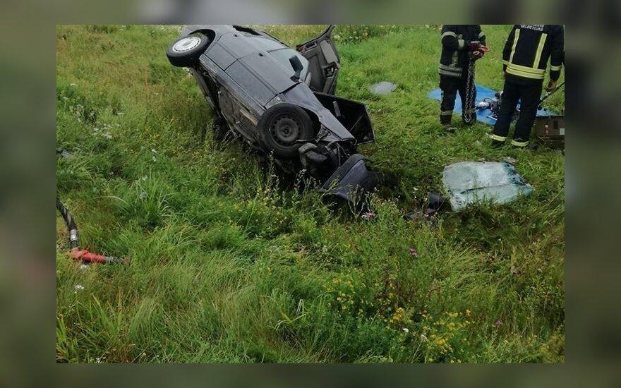 Авария в Утянском районе: два человека погибли