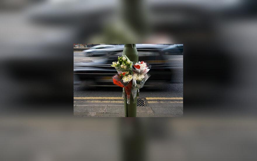 Karas keliuose, avarija, mirtis ID: 42-17068986