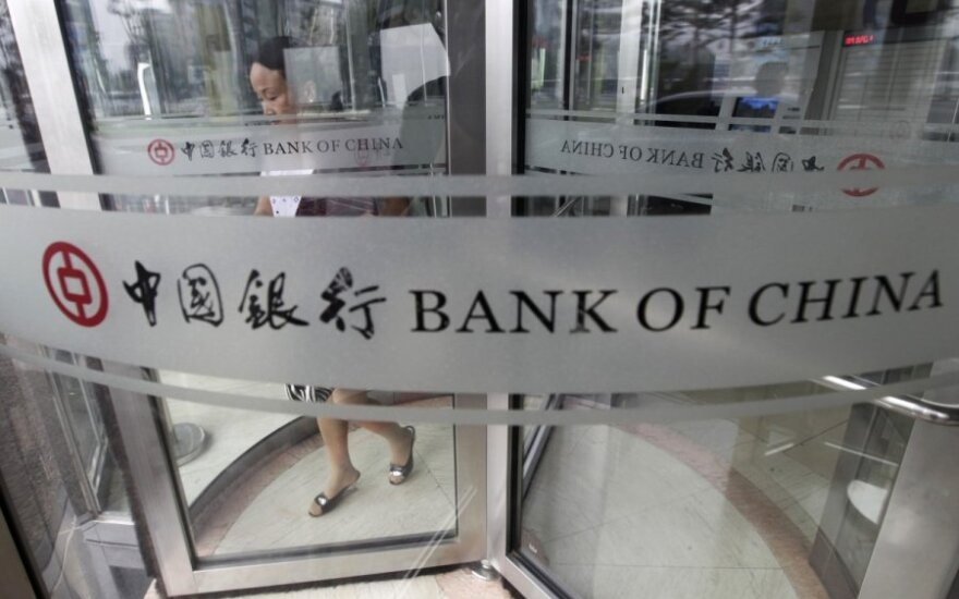 Kinijos bankas Industrial and Commercial Bank of China