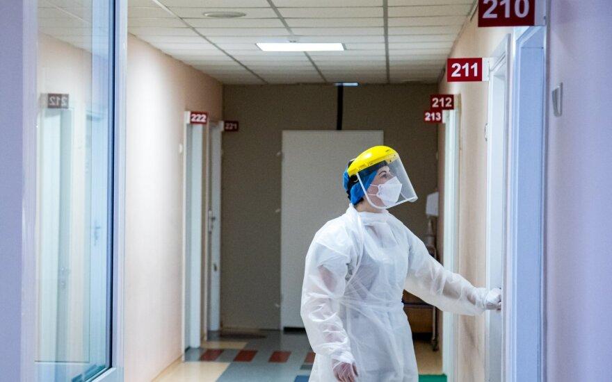 Новые случаи коронавируса в Литве: 9 в Каунасском и 4 в Вильнюсском округе
