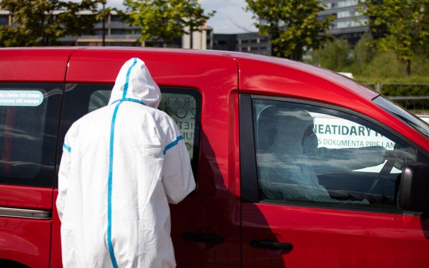 В Литве установлены 4 новых случая заболевания коронавирусом