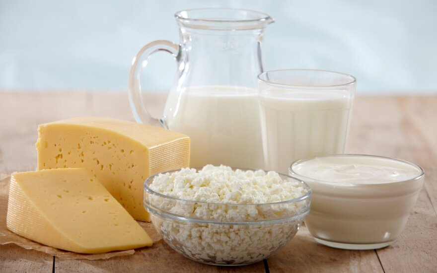 Цены на молоко сбивает мировой рынок