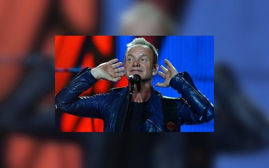 """ФОТО: Стинг и все-все-все. Гала-концерт закрытия """"Новой волны"""""""