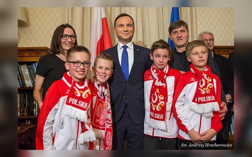 Spotkanie z Polonią w Monachium