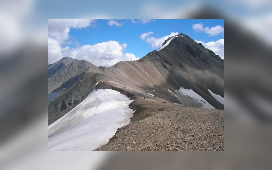 Žygis į Elbrusą