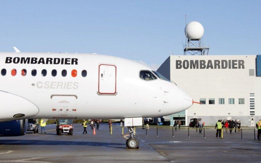 Россия будет строить для себя канадские авиалайнеры