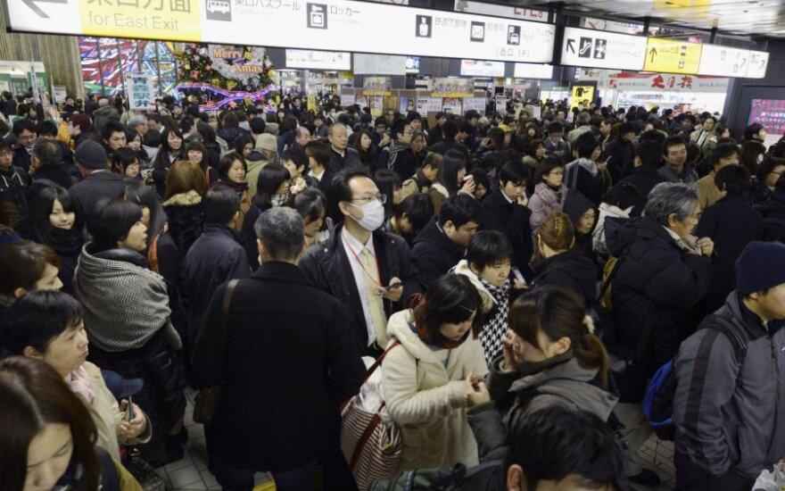 Япония вспоминает жертв тройной катастрофы 2011 года