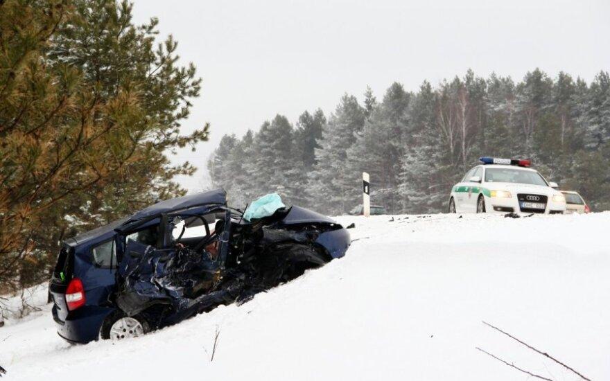 В жутком ДТП на Молетском шоссе погибла молодая женщина