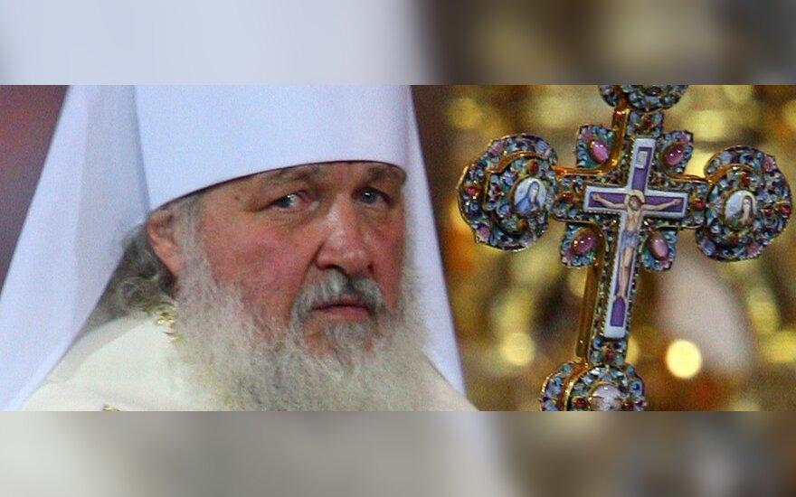 Радикализация мусульман РФ беспокоит патриарха Кирилла