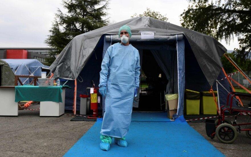 Как в маленьком итальянском городе остановили коронавирус