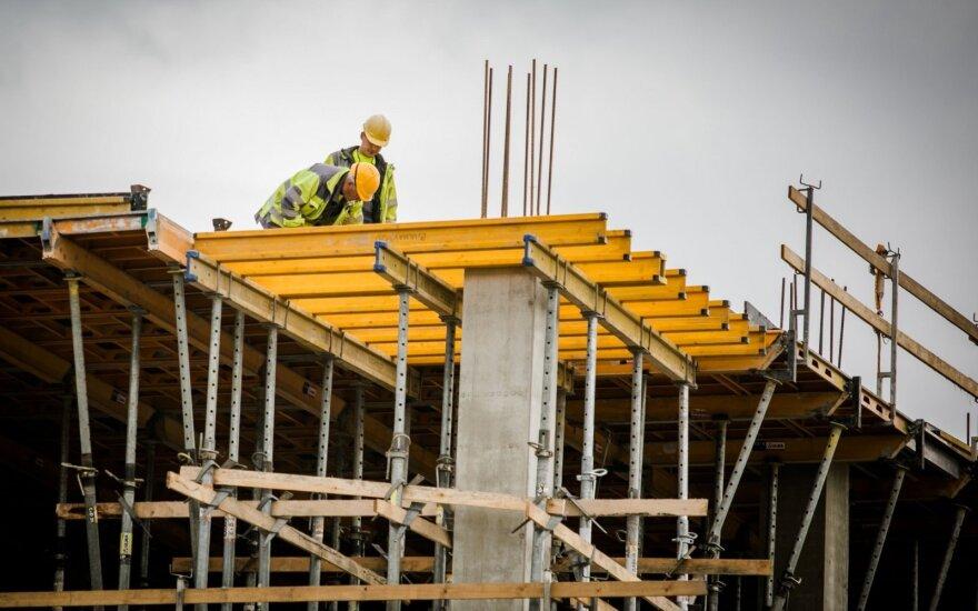 Служба занятости: в строительном секторе растёт число предприятий и рабочих