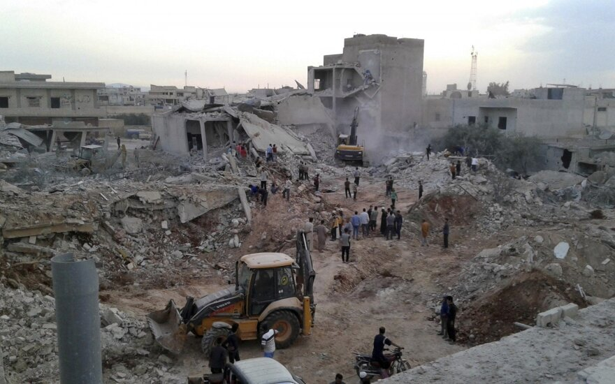 Госдепартамент обвинил Россию в гибели мирных жителей в Сирии и пригрозил Асаду