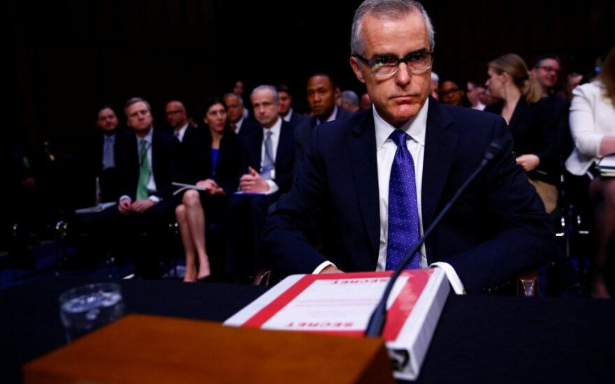 Andrew McCabe'as