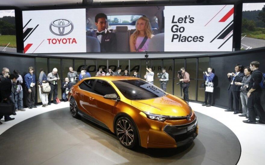 W marcu Polacy najczęściej rejestrowali Toyoty