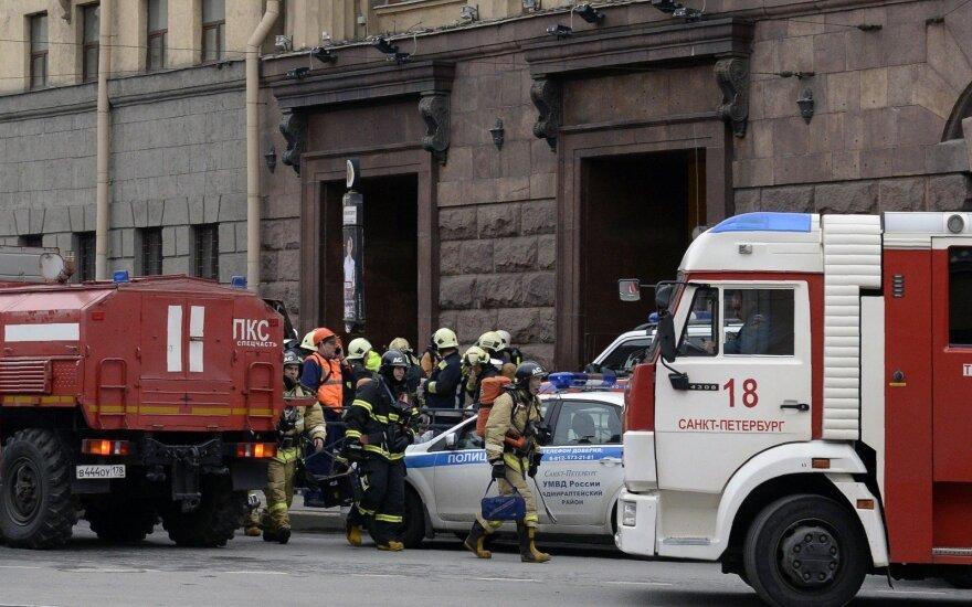 В метро Санкт-Петербурга прогремел взрыв: погибло не менее 10 человек