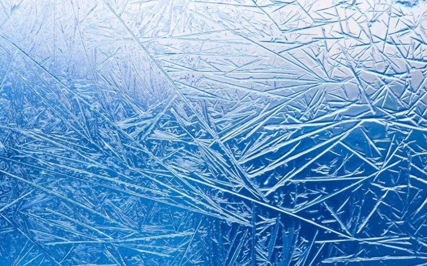 В Литву придут настоящие холода
