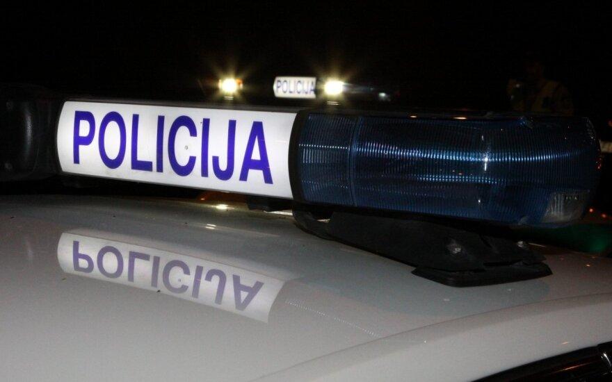 На ул. Линксмои нетрезвая водитель повредила три автомобиля