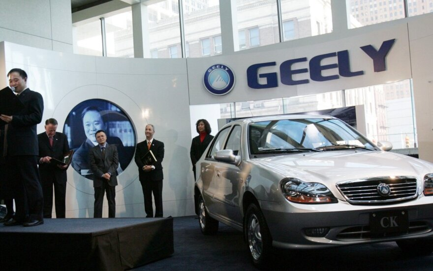 """Белорусско-китайская компания """"БелДжи"""" планирует продавать автомобили в Литву, Латвию, Украину и Молдову"""