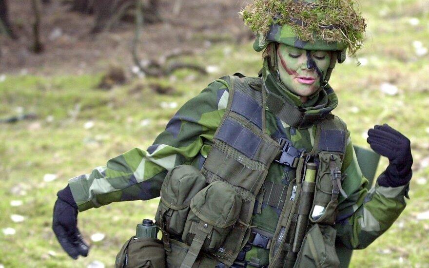 Женщинам в Британии разрешили служить в спецназе. Где еще это разрешено?