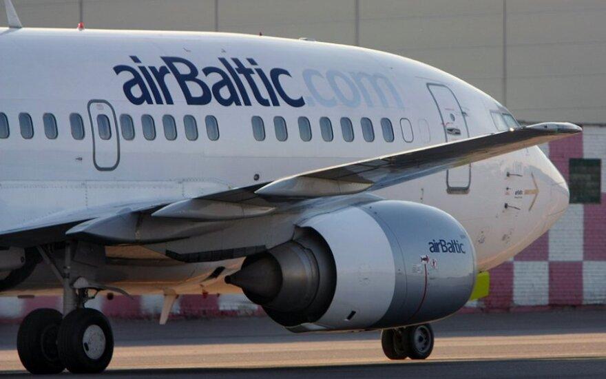 airBaltic заплатит рижскому аэропорту 34 млн. литов