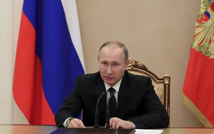 СМИ России: Владимир Путин сделал сильный ход