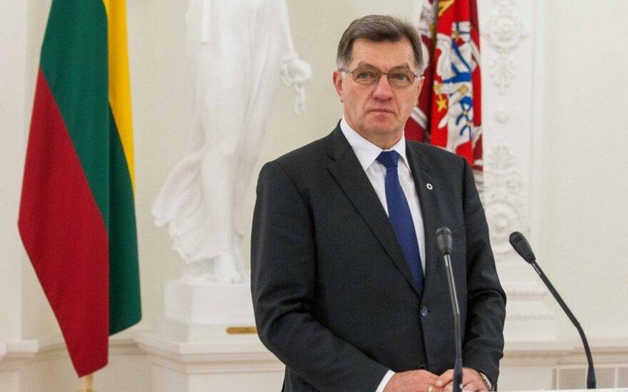 Премьер Литвы гарантирует, что пенсии будут повышены