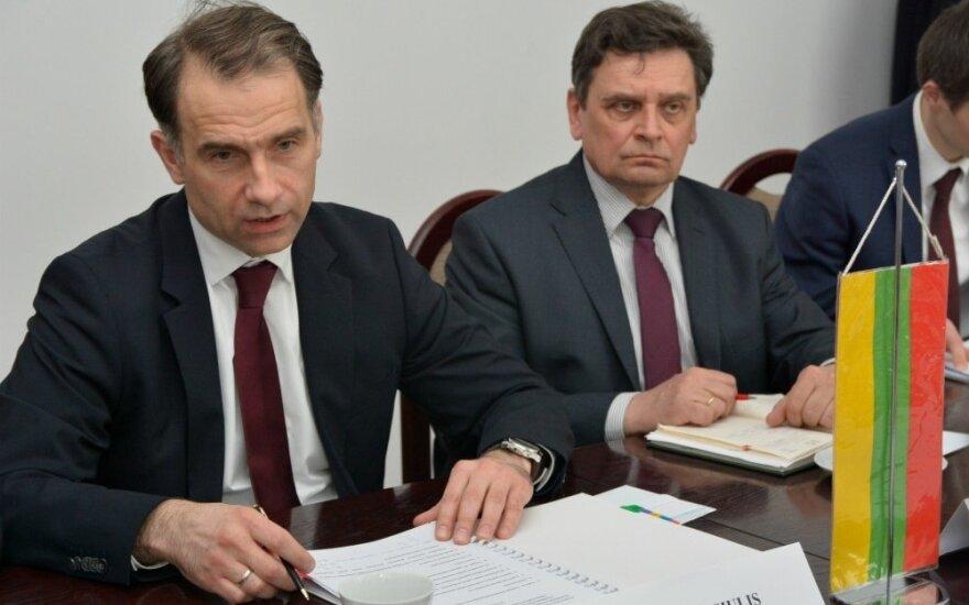 Rokas Masiulis. Foto: Ministerstwo Energii
