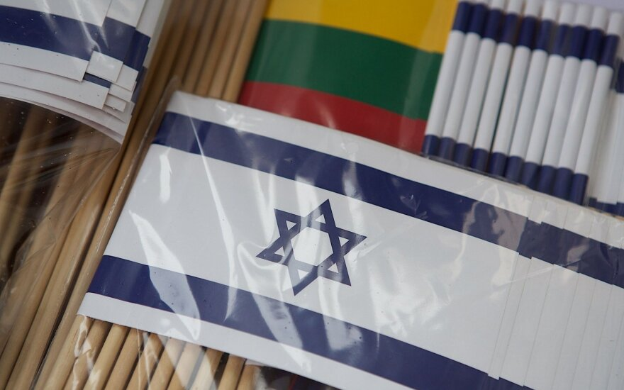 Pew Research Center: уровень антисемитизма в Литве — 23%, в Латвии — 9%,