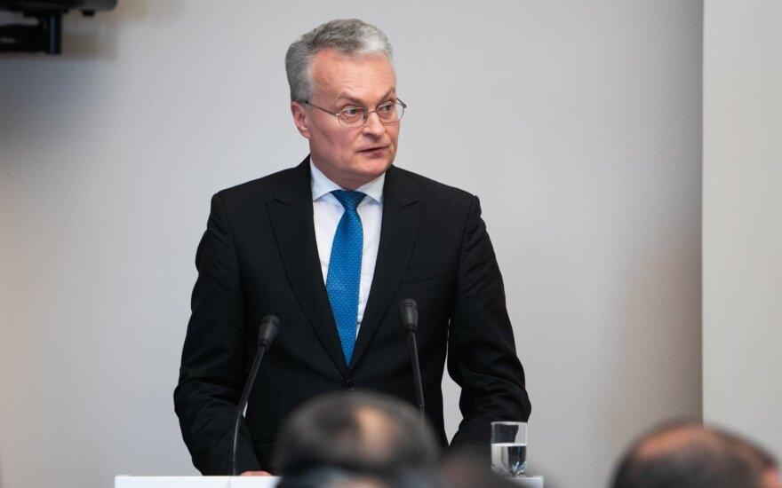Президент Литвы: Европа больше не может слепо полагаться на США в своей безопасности