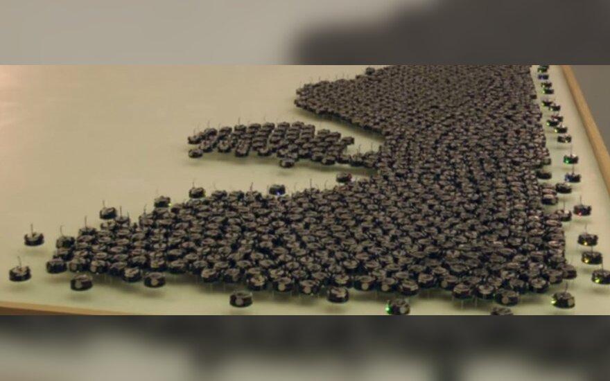 Tysiące robotów